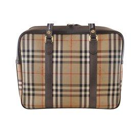Burberry-Business Bag-Brown