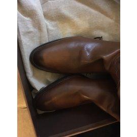 Sartore-New boots Sartore-Dark brown