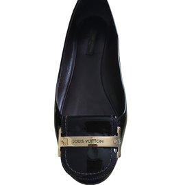 Louis Vuitton-LADY FLAT-Prune