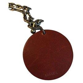 Hermès-bijoux sac-Brown
