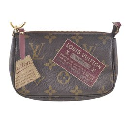 e4d8002e1e Louis Vuitton-Louis Vuitton Monogram-Marron ...