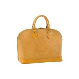 Louis Vuitton-Alma jaune-Jaune