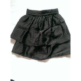 Louis Vuitton-Skirts-Black,Purple