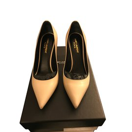 Yves Saint Laurent-escarpins-Sable