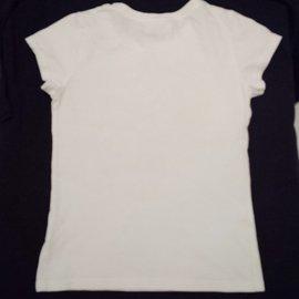 Autre Marque-T-shirts-Blanc
