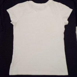 Autre Marque-Tops Tees-White