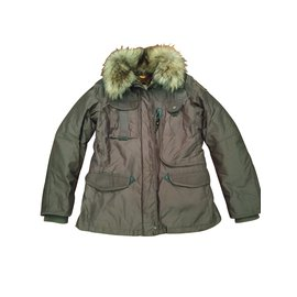 Parajumpers-Coats, Outerwear-Chocolate