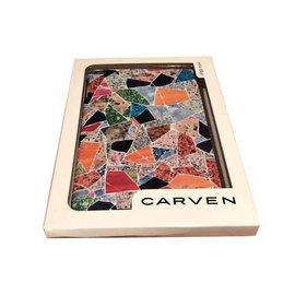 Carven-Ensemble coque Iphone et iPad Carven-Multicolore