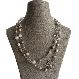 Chanel-Colliers longs-Multicolore ... 51b2928a751