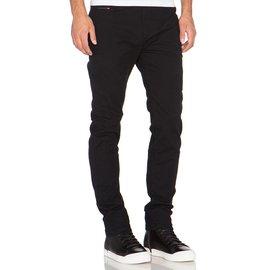 Diesel-Pantalons-Noir