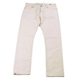 Polo Ralph Lauren-Pantalons-Écru