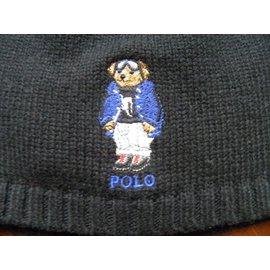 Ralph Lauren-teddy bear-Noir