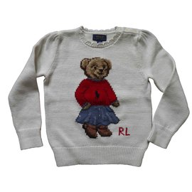 Ralph Lauren-bear-Cream