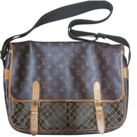 Louis Vuitton-Louis Vuitton Kongo-Braun