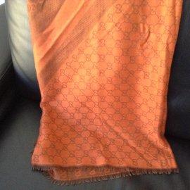 Gucci-Étole Gucci-Orange
