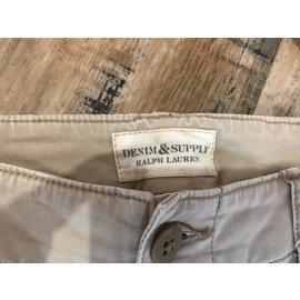Ralph Lauren-Pantalon beige Ralph Lauren-Beige