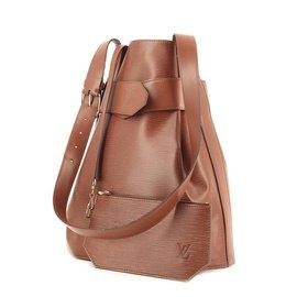 Louis Vuitton-Twist Bucket-Cognac