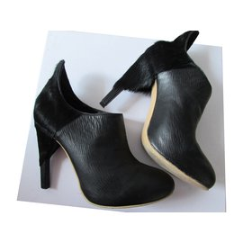 Alexander Wang-Ankle Boots-Black