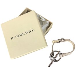 Burberry-Burberry bracelet-Eggshell