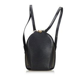 Louis Vuitton-Epi Mabillon-Noir