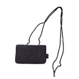 Chanel-Mini pochette make up-Noir