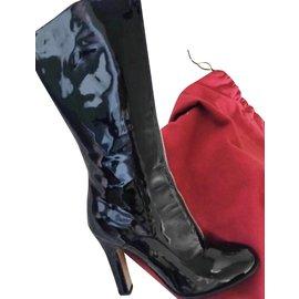 Valentino Garavani-Boots-Black