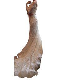 Elie Saab-Wedding dress-Cream
