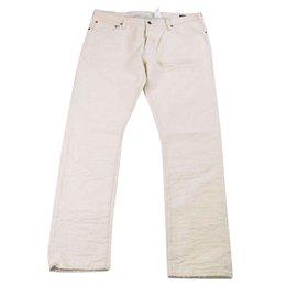 Ralph Lauren-Pantalons-Écru