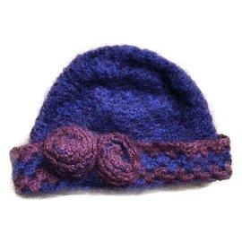Miu Miu-Chapeaux-Violet