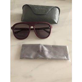 Etro-Des lunettes de soleil-Autre