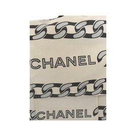 Chanel-Trench coats-Beige