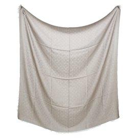 Louis Vuitton-volé louis vuitton couleur gris-Gris