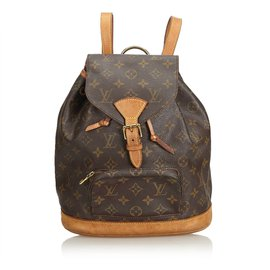 82133ca558dc Second hand Louis Vuitton Backpacks - Joli Closet