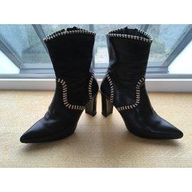 Free Lance-Boots-Black
