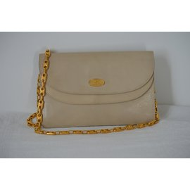 Céline-Clutch bags-Beige