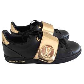 Louis Vuitton-Frontrow sneaker-Noir
