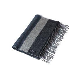Ermenegildo Zegna-Ermenegildo Zegna cashmere scarf-Grey
