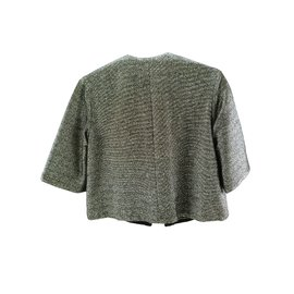 Chanel-Jacket-Grey