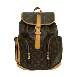 Louis Vuitton-Bosphore-Marron