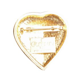 Autre Marque-Pins & brooches-Golden