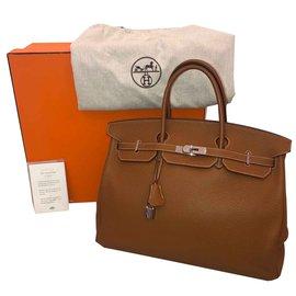 Hermès-Birkin-Caramel