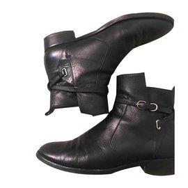Balenciaga-Ankle Boots-Black