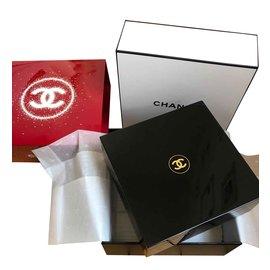 Chanel-BOX CHANEL SUBLIMAGE BOX-Black