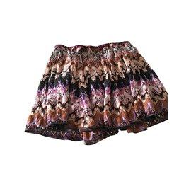 Missoni-Missoni skirt and pullover set-Multiple colors