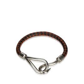 Hermès-Bracelet Jumbo-Marron,Noir