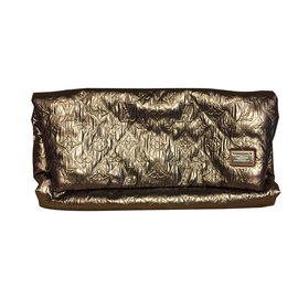 Louis Vuitton-LOUIS VUITTON POCHETTE LIMELIGHT MM CLUTCH ROSE GOLD NEW!!-Multiple colors