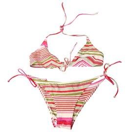 Autre Marque-maillot de bain Laura Urbinati multicolore - 36-Multicolore