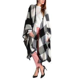 Burberry-Burberry poncho new-Other