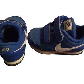 Nike-Nike MD Läufer 2-Dunkelblau