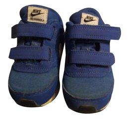 Nike-Nike MD runner 2-Bleu foncé